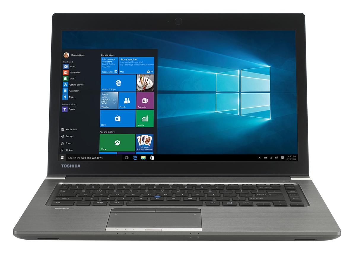 Toshiba Tecra Z40-C Intel Bluetooth Windows 7 64-BIT