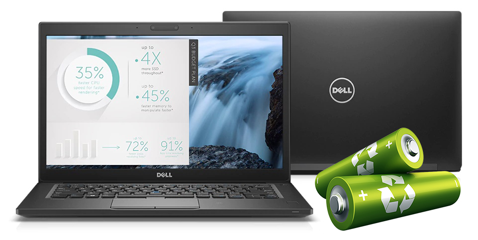 Dell's Latitude 14 7480 comes in strong with amazing battery