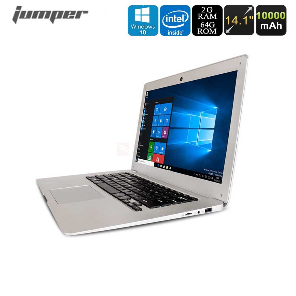 Jumper Ezbook 2 A Budget Notebook With 4 Gb Ram And 14 1 Fhd
