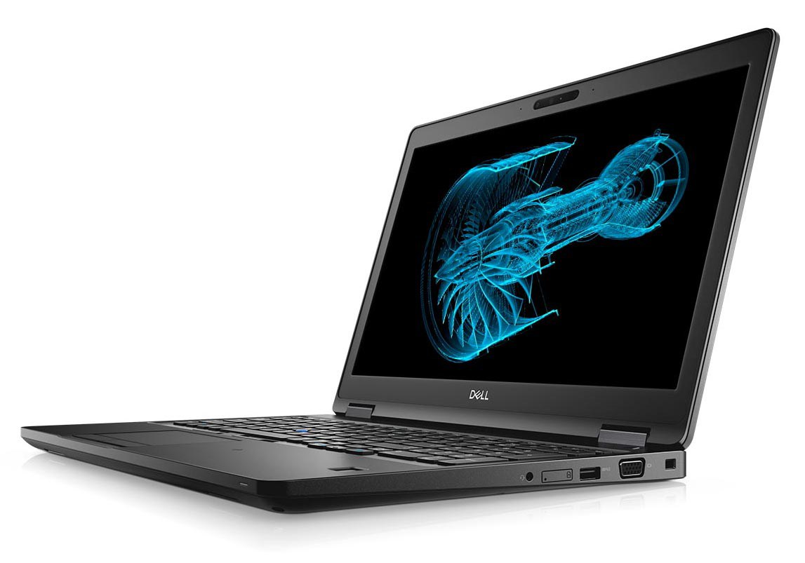 Quick look at the new Dell Precision 3530 series – entry