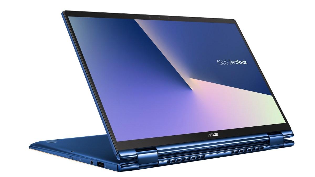 ASUS ZenBook Flip 13 UX362 review – a classy convertible