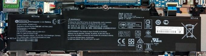 Pin zin thời lượng 8 tiếng HP ELITEBOOK 840 G6