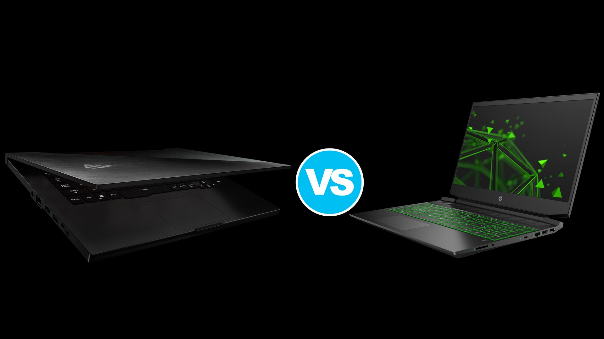 In Depth Comparison Asus Rog Zephyrus Ga502 Vs Hp Pavilion Gaming 15 15 Ec0000 The Hp Laptop Is One Of The Best Zen Machines That We Have Tested So Far