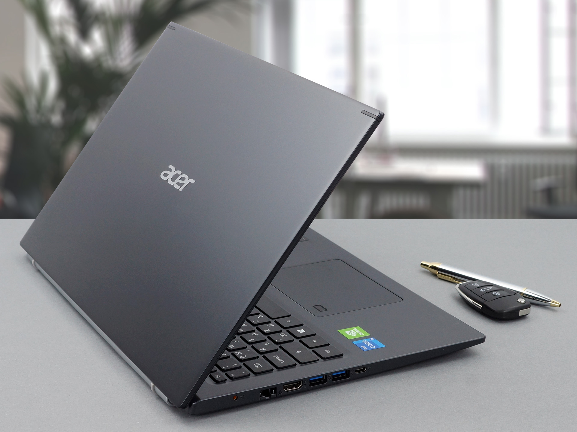 Acer Aspire 5 (A515-56G) review – new design and fresh hardware – this must be worth it