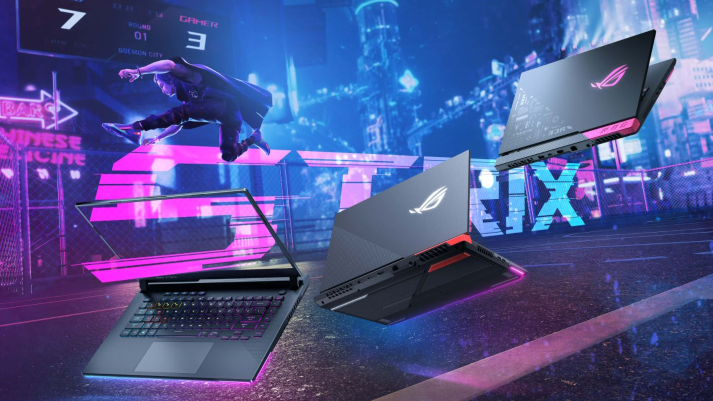 ASUS ROG Strix G15 G513 review – a possible best seller for 2021