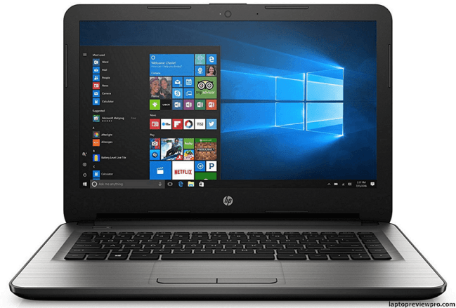 HP 14-an013nr ENERGY STAR laptop