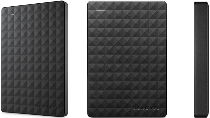 Seagate Expansion 2TB Portable External Hard Drive