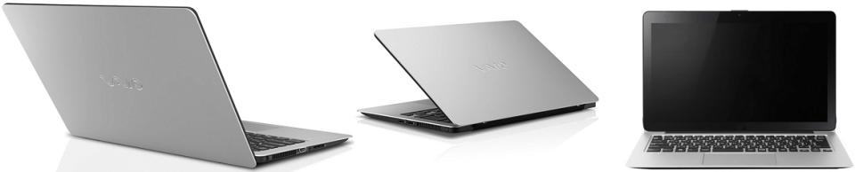 VAIO Z 13.3 inches Laptop