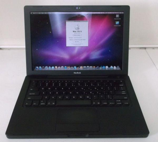 Laptop sh Apple Macbook A1181 Black ,Dual Core 2.0 GHz, 2GB RAM, 100 HDD 13″