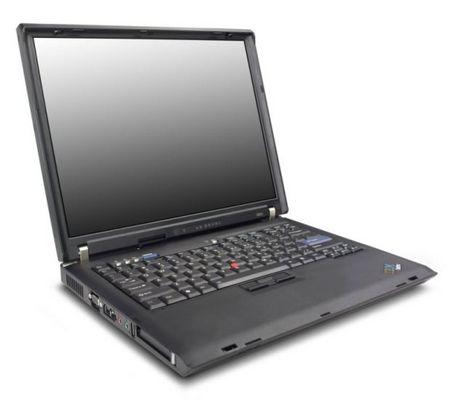 "LAPTOP SH Lenovo R61i, C2D T5450 1.66GHZ, 3GB, 100GB, 15.4"""