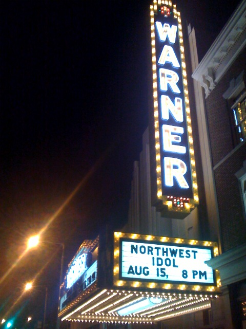 Brian Wilson Live at the Warner Theatre! 7/16/2008