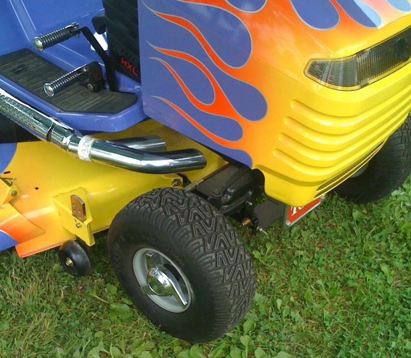 tractor wheel horse