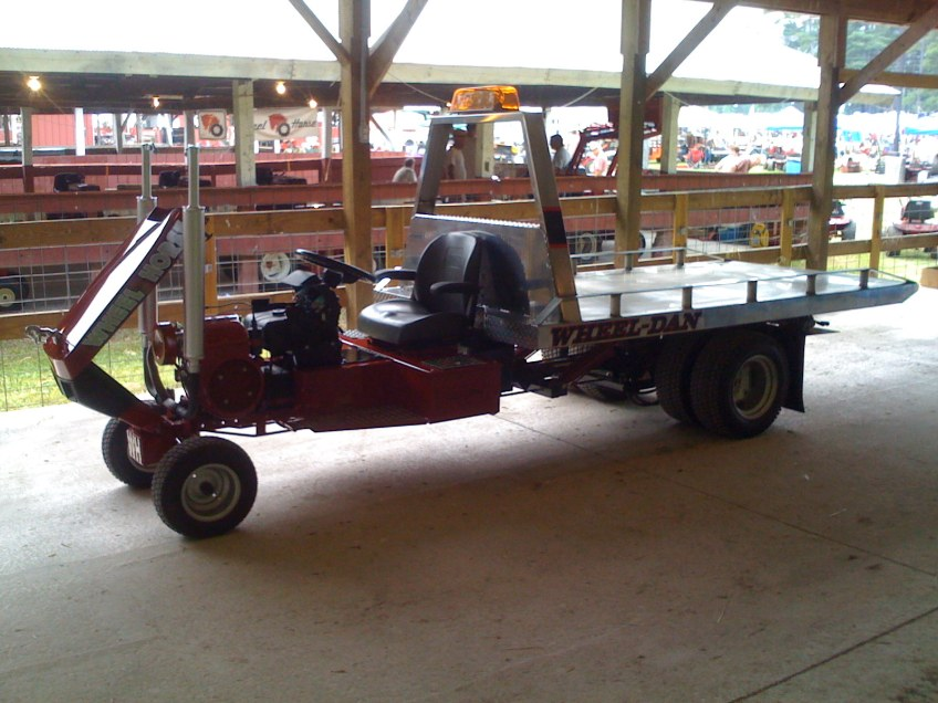 tractor flatbed