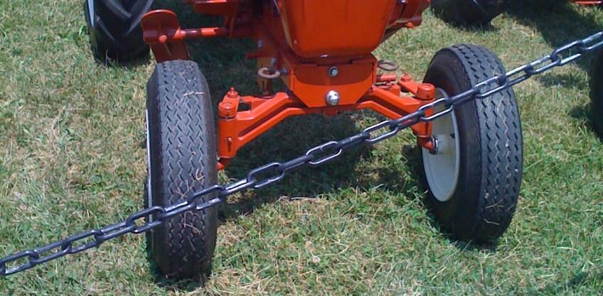 front axle wheel horse