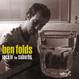 Ben Folds Rockin' The Suburbs on the laptop sessions acoustic cover songs music video blog