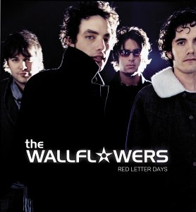 "The Wallflowers' ""Red Letter Days"" (2002) on the laptop sessions acoustic cover songs music video blog"