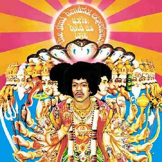"The Jimi Hendrix Experience's ""Axis: Bold As Love"" (1967) on the laptop sessions acoustic cover songs music video blog"