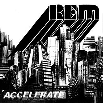 "R.E.M.'s ""Accelerate"" (2008) the laptop sessions acoustic cover songs music video blog"