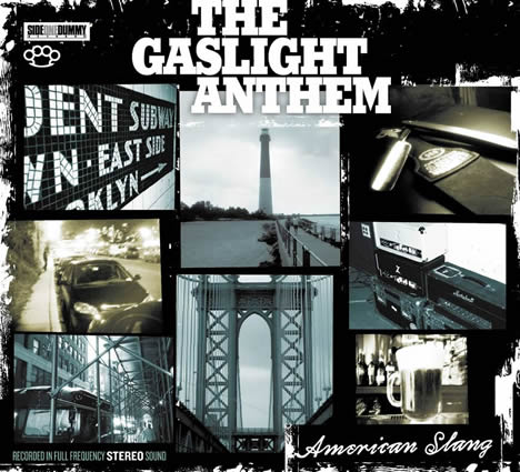 "The Gaslight Anthem's ""American Slang"" (2010) the laptop sessions acoustic cover songs music video blog"
