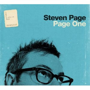 """Page One"" (Steven Page, 2010) the laptop sessions acoustic cover songs music video blog"