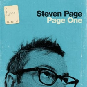 Page One (Steven Page, 2010) the laptop sessions acoustic cover songs music video blog