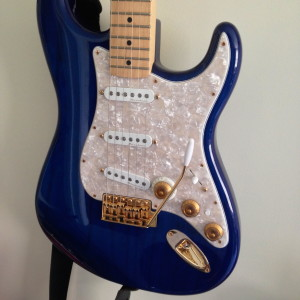 Fender Deluxe Player's Stratocaster