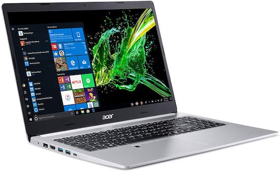 Acer Aspire 5 A515-54G-53H6 - Most Affordable Laptop for Programming