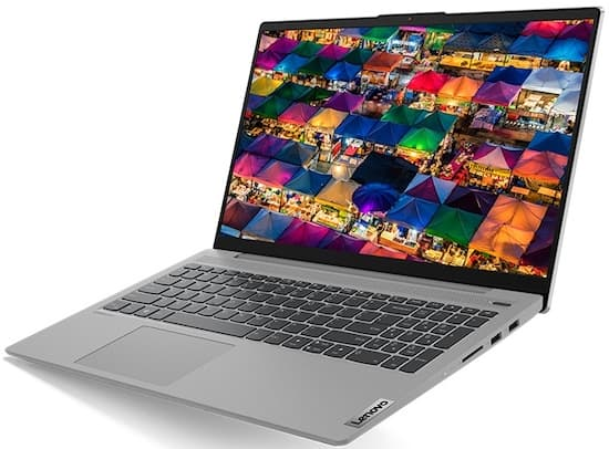 Lenovo Ideapad 5 - best value for money laptop for coding