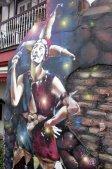 Street art - Valparaiso