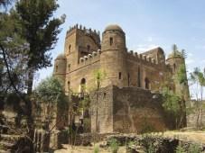 Castillo del emperador Fasiladas