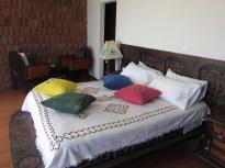Mi maravillosa habitación en el hotel Tukul Village