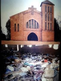 La iglesia estuvo muy implicada en el genocidio