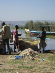 Mercado de pescado, Awassa