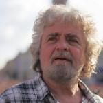 Beppe Grillo ad Asti e Alessandria per chiudere la campagna elettorale