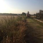 Iniziati i lavori di manutenzione del Rio Loreto a San MIchele
