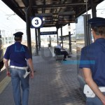 Espulso, girava in treno con documenti falsi