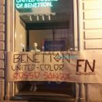 Forza Nuova chiede di boicottare il brand Benetton