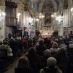 Grande partecipazione alla Messa per la Beata Maria Cristina di Savoia