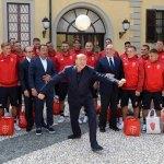 """Berlusconi avverte il suo Monza: """"Sono i Grigi i nostri veri rivali"""""""