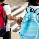 Bambini a piedi, a scuola si fa 'Un  miglio al giorno'