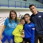 Podio e Campionati Europei per gli spadisti alessandrini