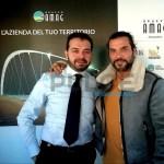 Alegas alle paralimpiadi, con Roberto La Barbera