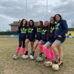 Rugby femminile, 13 tacchetti meglio del tacco 12!