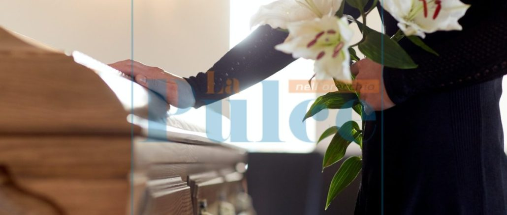 funerale lutto morto