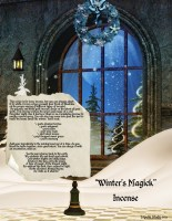 Winter Magick Incense