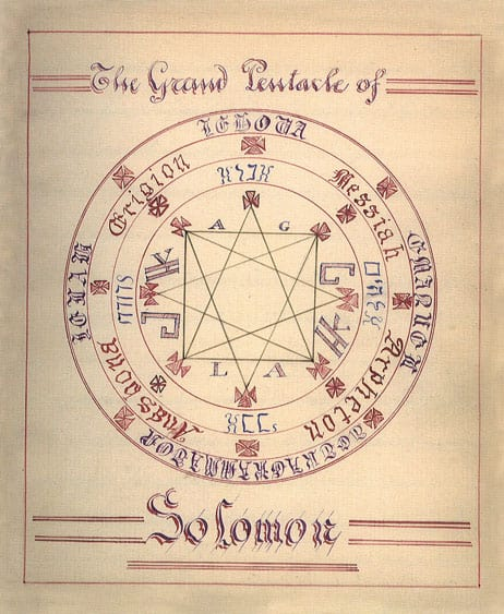 Key of solomon spells pdf