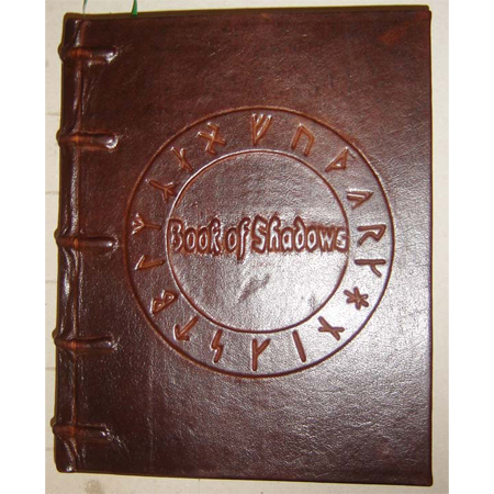 Circle of Runes Book of Shadows