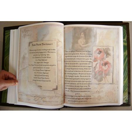 Herbal Grimoire a Book of Herbal Magic
