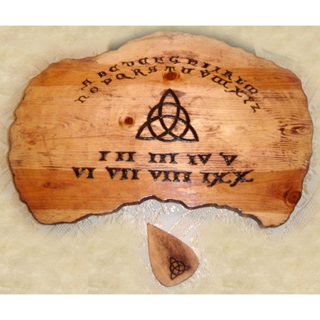 Oija Spirit Boards - Charmed Spirit Board