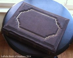 Custom Book of Shadows and Magic Grimoires